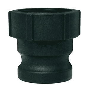 "PPA200 Dixon 2"" Type A Polypropylene Adapter - Female NPT x Male Adapter"