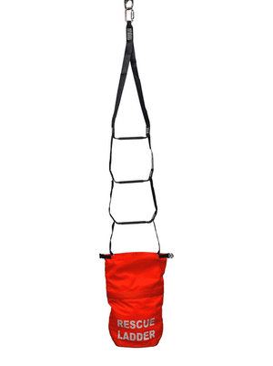 R0001 Malta Dynamics 18' Ladder Rescue System with Belay