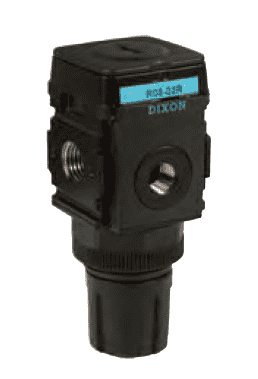 "R08-02R Dixon Wilkerson 1/4"" Miniature Regulator without Gauge - 44 SCFM"