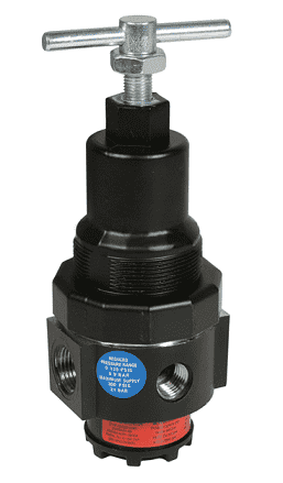 "R11-02C Dixon Watts Regulator - 1/4"" Compact Regulator without Gauge - 60 SCFM"