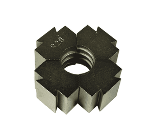 "R4 Dixon Ribbed Die for use on BFMW1400 (1.400"" ID) Brass Ferrule"