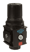 "R18-03R Dixon Wilkerson 3/8"" Compact Regulator without Gauge - 97 SCFM"