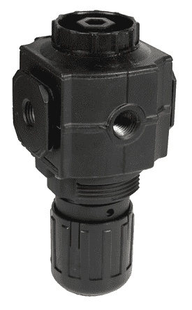 "R73G-3R Dixon Series 1 Regulators - 3/8"" Compact without Gauge - 144 SCFM"