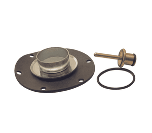 RK119A Dixon Watts Regulator Accessories - Relieving Diaphragm, Valve Assembly Repair Kit - used on R119-04