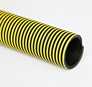 1.25-Genesis-StatPath-Plus-25 Flexaust Genesis StatPath Plus 1.25 inch Material Handling Duct Hose - 25ft