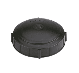"TL600C Banjo 5-1/2"" Vented Lid for Spray Tanks"