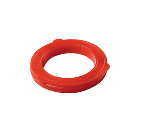 TVW7 Dixon Red Vinyl GHT Washer