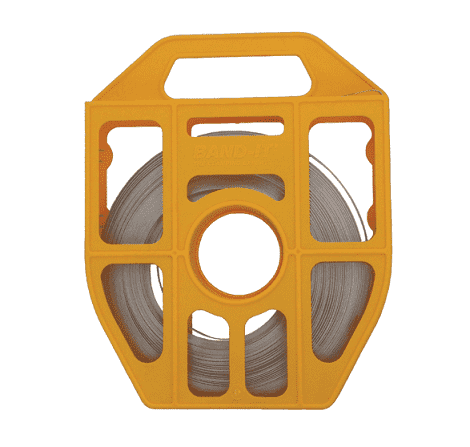 """C203 General Clips /& Clamps 3//8/"""" 201 BAND-IT BAND 30.5 METRES"""