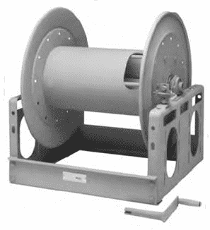 C3200 Hannay Manual Rewind Storage Reel (C3218-25-26)