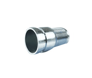 "CN100V Jason Industrial Victaulic Combination Hose Nipple - 1"" Hose ID - Male NPT x Hose Shank"