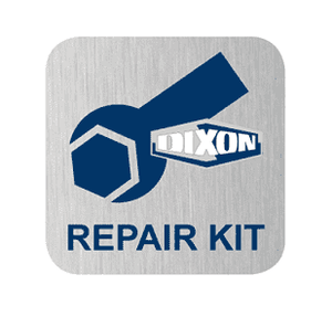 "B45BY-SK150 Dixon 1-1/2"" Sanitary Seal Kit for Ball Check Valves"
