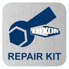 "5200-SFI-3-RK1 Dixon Repair Kit for 3"" TTMA Pattern Flanged Short Sight Flow Indicator (5200-SFI-3) - 3"" Replacement Sight Glass, Baylast O-ring and Retainer Ring Kit"