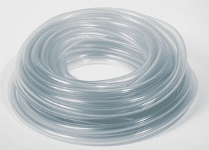 "Tygon® ADK00027 3/8"" I.D. x 1/2"" O.D. x 1/16"" Wall (E-1000) 50' Package Length - Ultra-Soft Tubing"