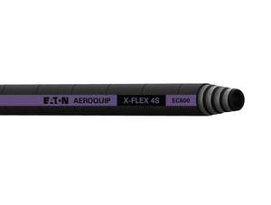 EC600-12 Eaton Aeroquip X-FLEX Four Spiral Wire High Pressure Hose with DURA-TUFF Cover