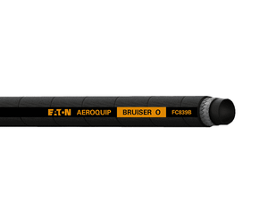 FC839B-16 Eaton Aeroquip BRUISER Ultra-Abrasion Resistant 3000 PSI Constant Pressure One Layer Wire Braided Hose
