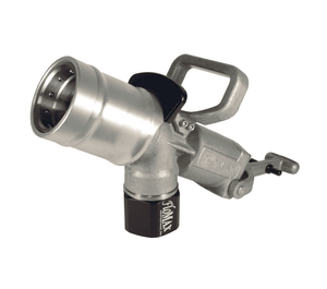 "FX1500S Dixon 2"" Female NPT Diesel Fuel Nozzle - with Swivel, No Plug"