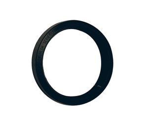 "G400T Dixon 4"" Buna-N Grooved Coupling Replacement Gasket for Aluminum Grooved Clamp Part Number: DBV-BN400"