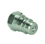 HA0503200 Eaton H5000 Series Male Plug, Female 1/2-14 BSPP Pull to Connect Double Shut-Off NBR Quick Disconnect Coupling Steel