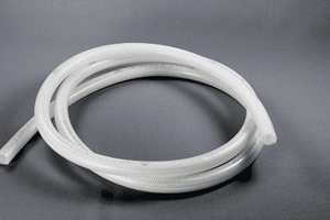 "Tygon® AHJ1718NSF 3/16"" ID x .443"" OD (SPT-3370 IB) 50' Package Length - Tubing for Food & Beverage Transfer Under Pressure"