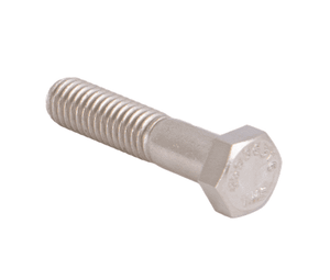 "V20011SS Banjo Replacement Part for Self-Priming Centrifugal Pumps - 3/8"" - 16 x 1.75"" SS Bolt"
