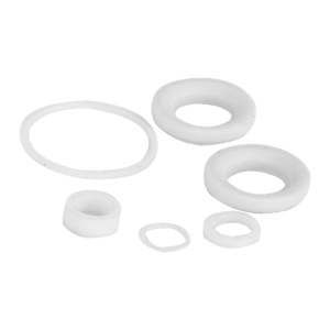 "VSS02500 Banjo Replacement Part for 316 Stainless Steel Two Piece Ball Valve - 1/4"" & 3/8"" Repair Kit (Includes all PTFE seals & seats)"