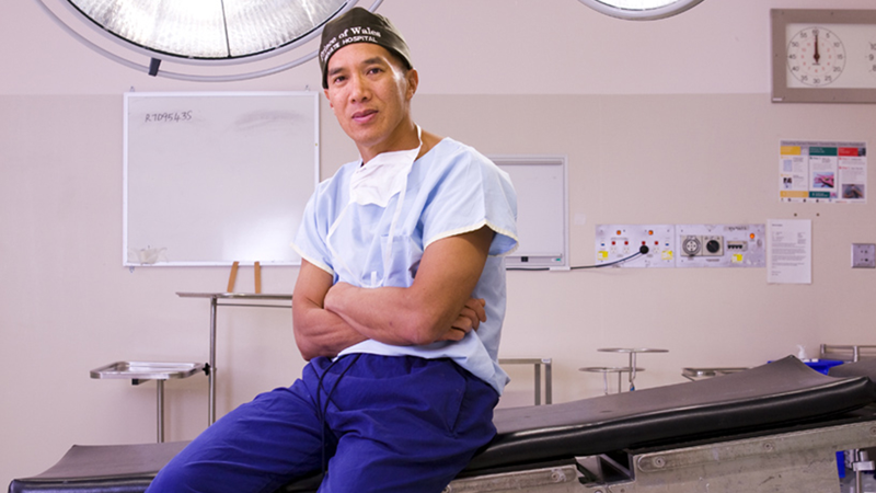 Interview with Dr. Charles Teo, Leading Neurosurgeon in Australia