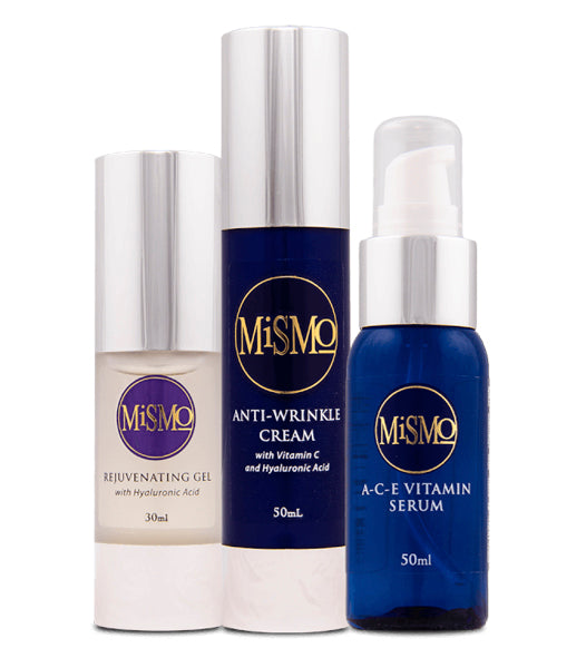 Mismo Anti-Ageing Trio Pack 30ml