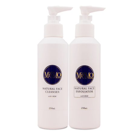Natural Cleanser & Exfoliation Duo 250ml