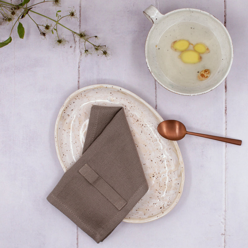 Everyday napkin fra The Organic Company hos Oliviers & Co