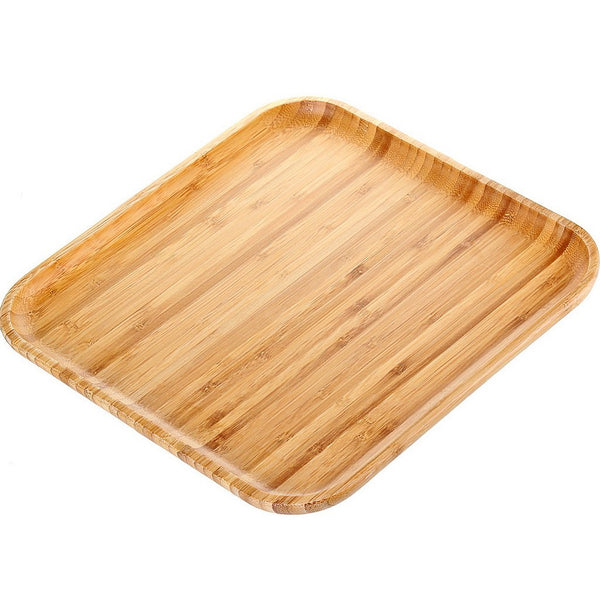 "SET OF 6  PLATTERS 12"" X 12"" 