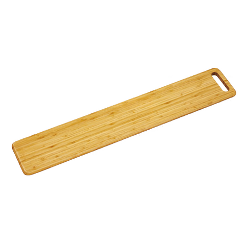 "SET OF 2 LONG SERVING BOARDS 31.5"" X 5.9"" 