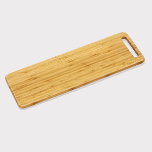 "SET OF 3 LONG SERVING BOARDS 23.6"" X 7.9"" 