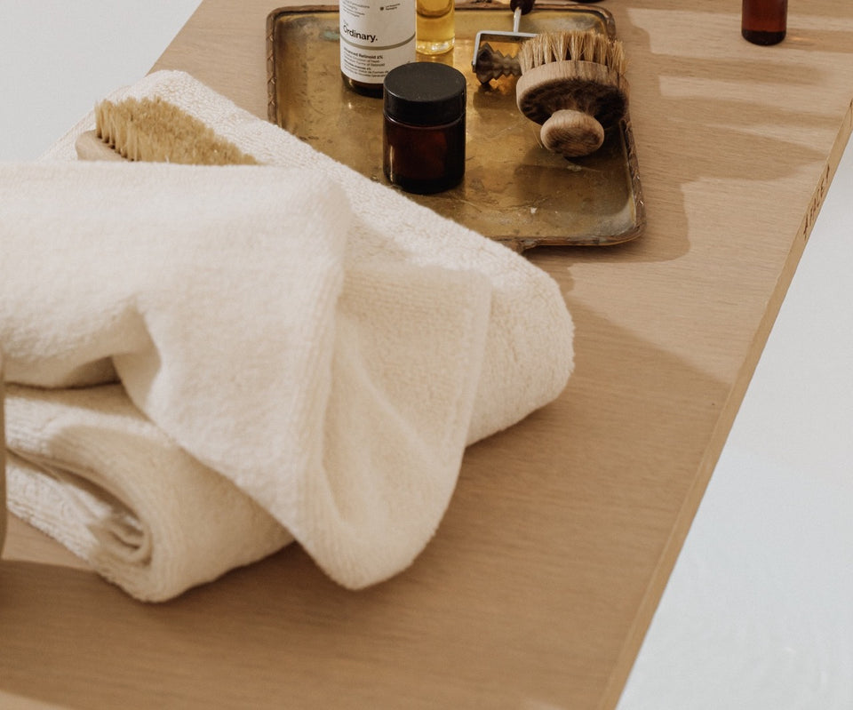 Takasa Organic and Fairtrade Cotton Hand Towels