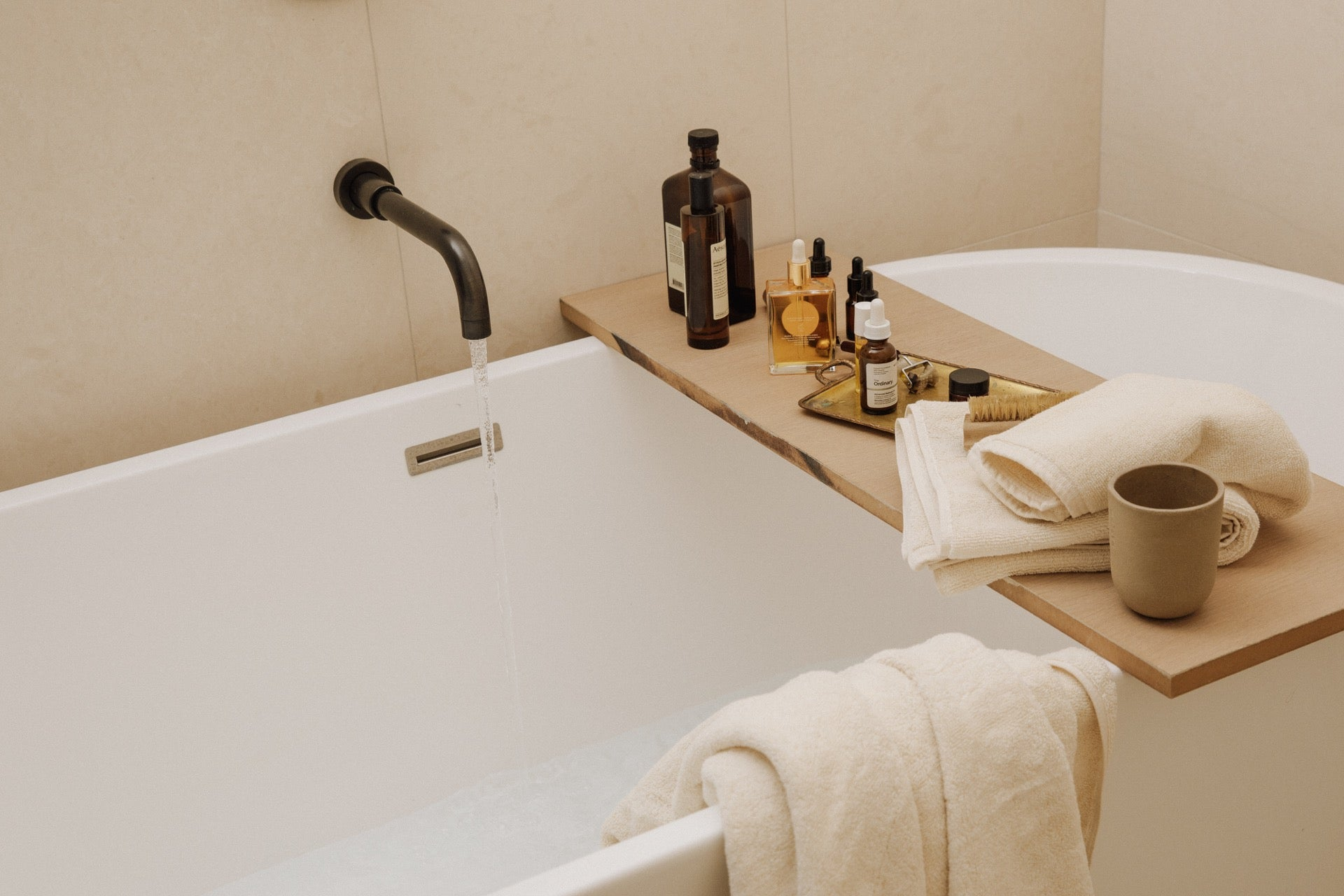 Takasa Bathing Rituals to create the perfect at home spa - Photo Brit Gill