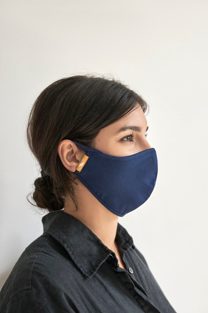 Takasa Cotton Jersey Mask
