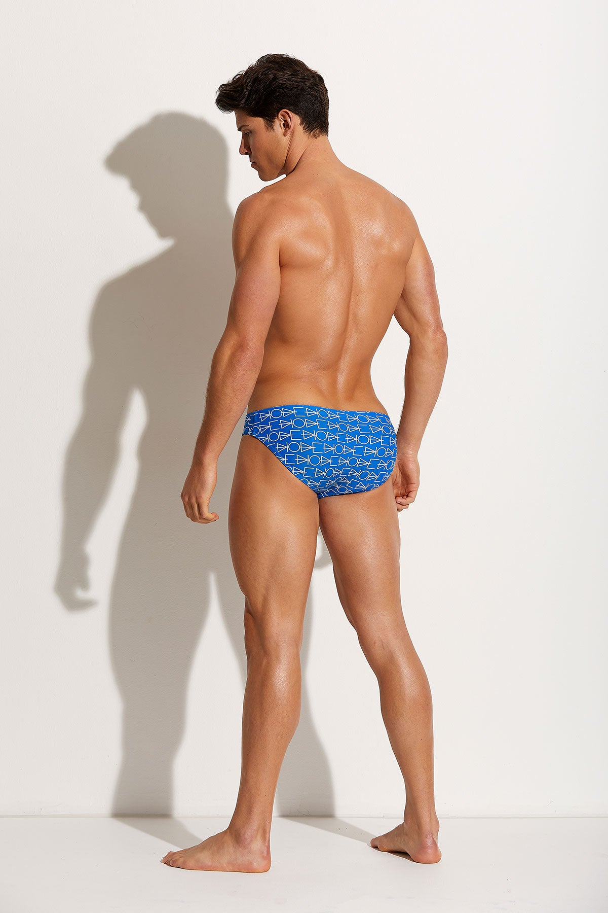 INFINITE BLUE BIKINI BRIEF