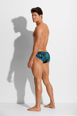 LUNAR VORTEX BIKINI BRIEF