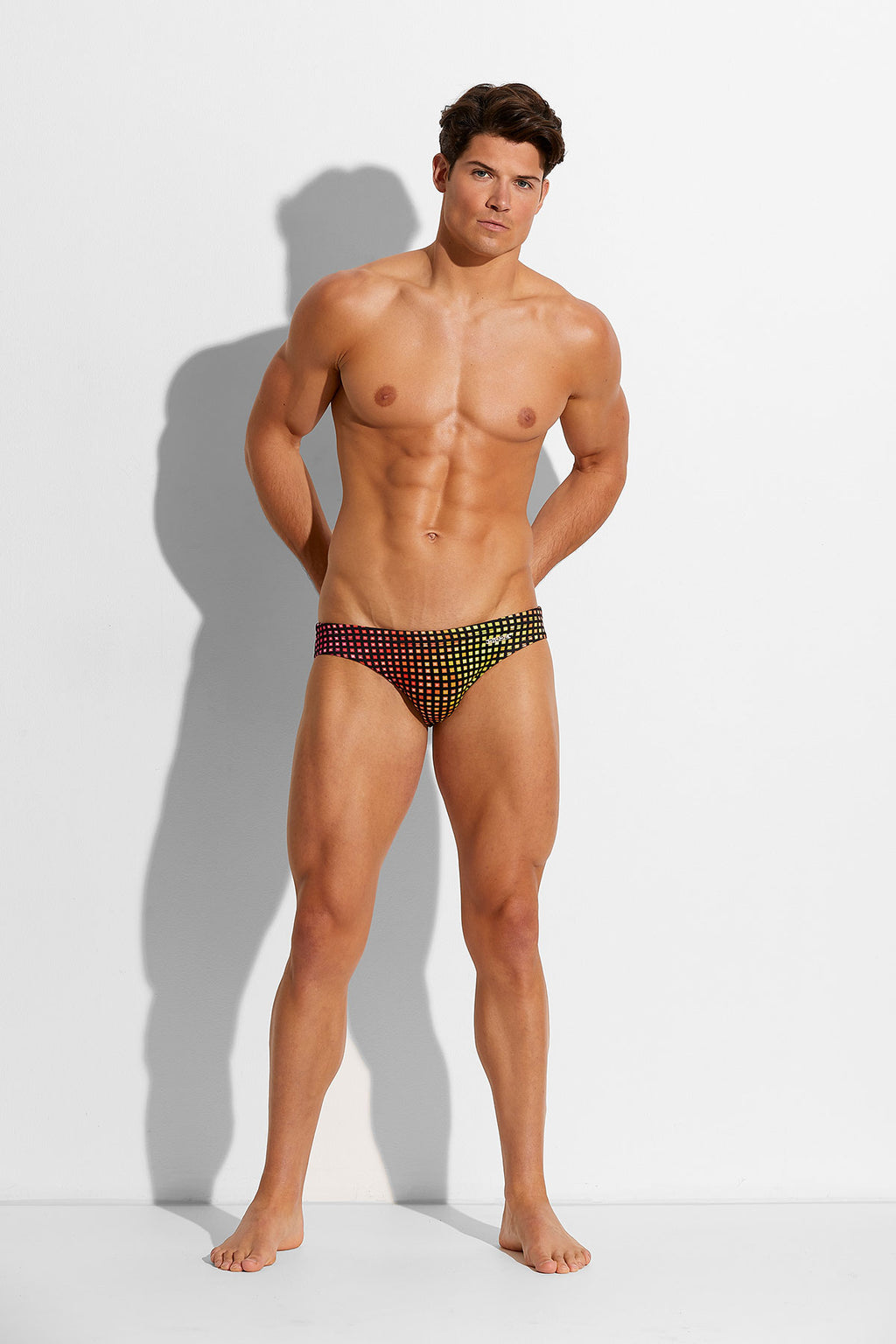 SOLAR LED BIKINI BRIEF
