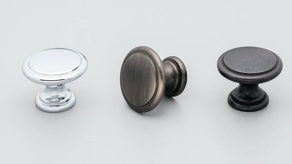 Each knob is handcrafted and depicts unique lifestyle and designs