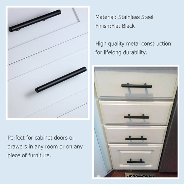 kitchen handles black Cabinet Pulls for sale