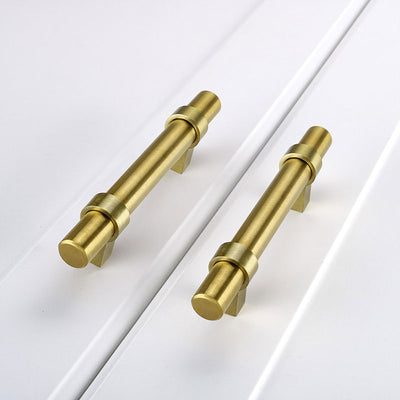 5 pack gold cabinet bar pulls and drawer handles(LST16GD)