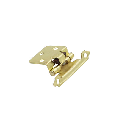 Face mount closing hinges for doors(25 pairs), SCH30BB