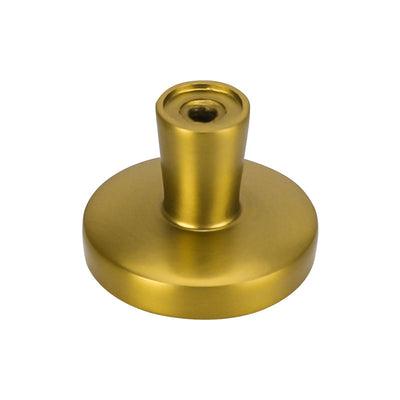 30 Pack Zinc Alloy Knobs Brushed Gold Dresser Knobs(LS5310YW)