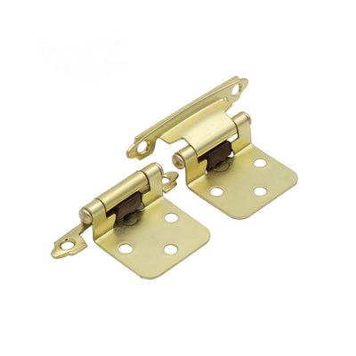 Self Closing Door Hinges Face Mount (15 pairs), 30BB