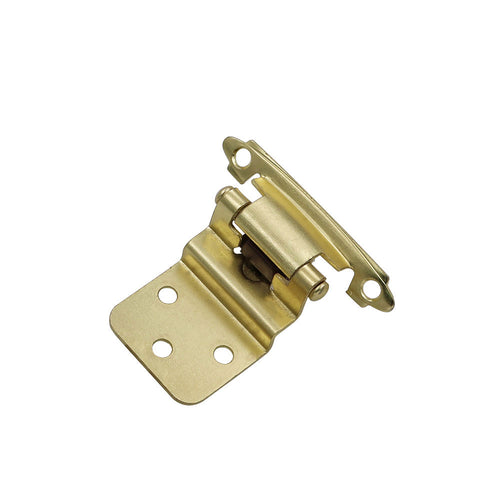 3/8'' Self Closing Hinges Inset for Kitchen Cabinet(15 pairs),38BB - Goldenwarm