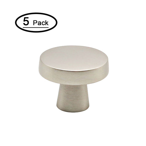 kitchen cabinets knobs rounded with cheap price(5 pack), 5310SNB - Goldenwarm