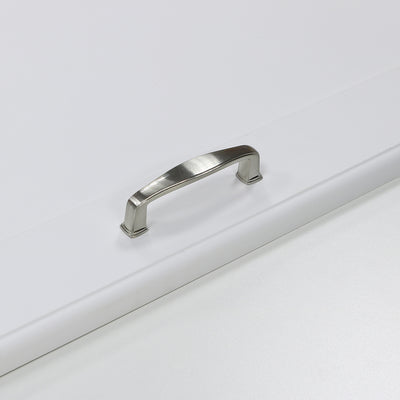LS8791SNB Solid Metal Cabinet Hardware Pulls 3 inch Brushed Nickel