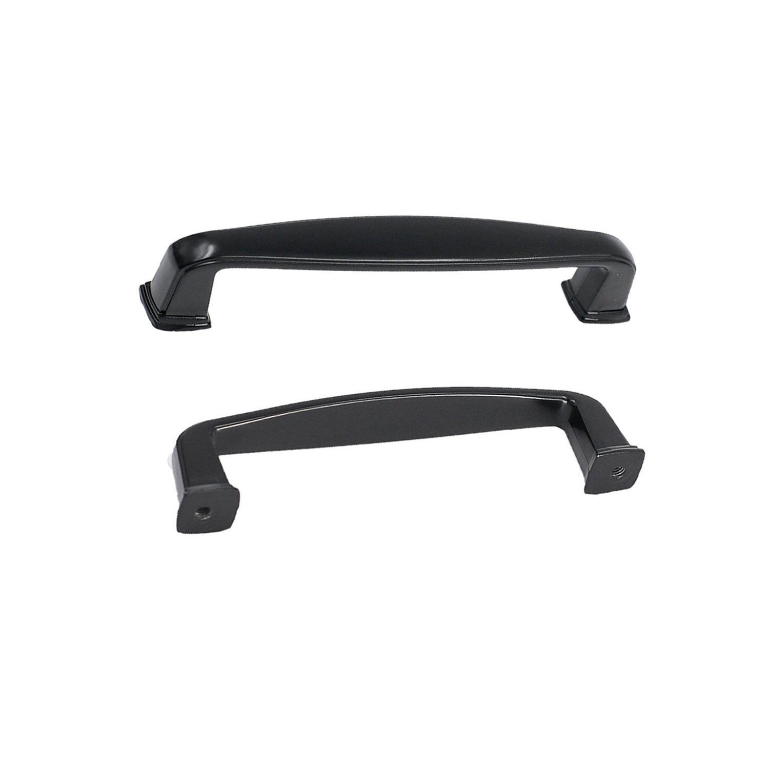 Drawer Door Pulls 3 inch(76mm)Flat Black for Kitchen Furniture