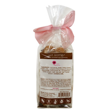 Load image into Gallery viewer, Mouth Party Sea Salt Caramels Gift Bag Evergreen Gift Basket Co