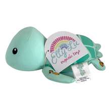 Load image into Gallery viewer, Elly Lu Tucker the Sea Turtle Evergreen Gift Basket Co